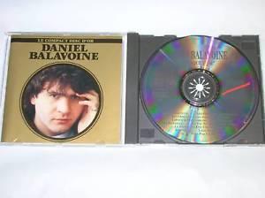 CD / DANIEL BALAVOINE / LE COMPACT DISC D'OR / TRES BON