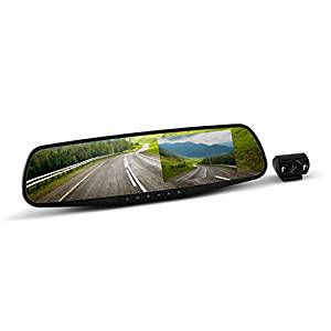 dashcam pour accidents (capteur G, GPS, slot carte SD)
