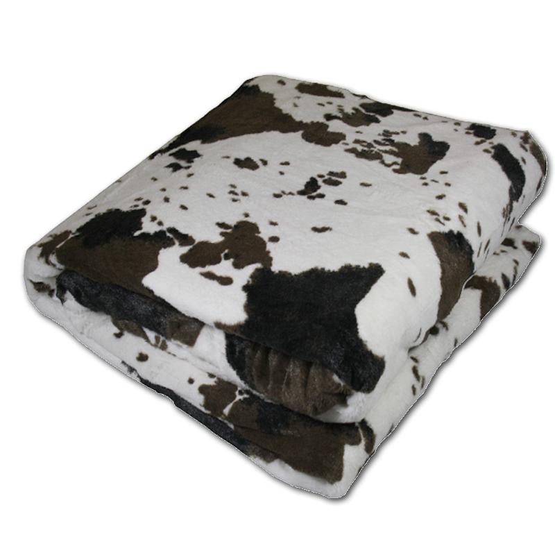 Microfibre Couverture Couverture Animal Plaid Canape pareo Couverture