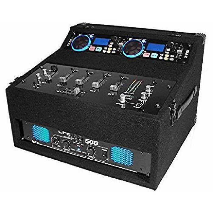 IBIZA SOUND DJ 900 Régie de sonorisation 500 W pack sono, prix pas