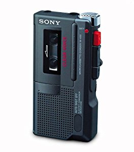 SONY M 450 Dictaphone Microcassette: Lecteurs MP3 & Casques