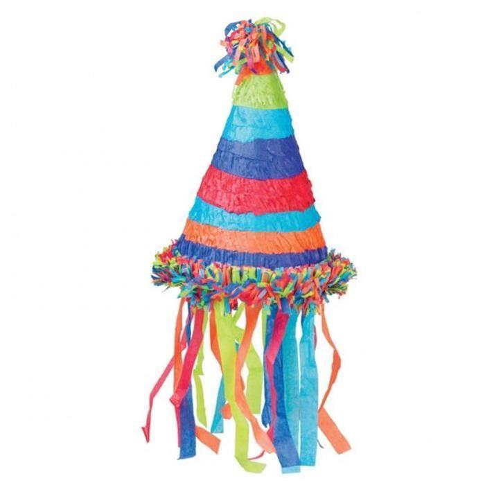 Pinata Chapeau de Clown 2 Achat / Vente piñata Carton Soldes* d