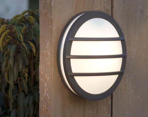 Applique murale Éclairage de jardin Luminaire extérieur