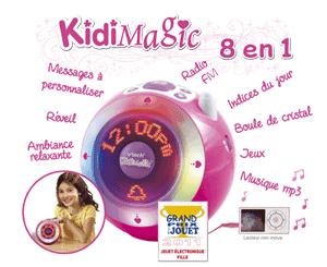 125505 Jeu Electronique Kidi Magic: Jeux et Jouets