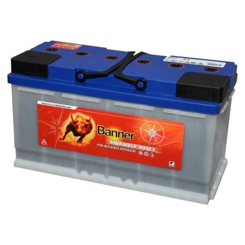 Banner Batterie décharge lente 957 51 12v 100ah pas cher Achat