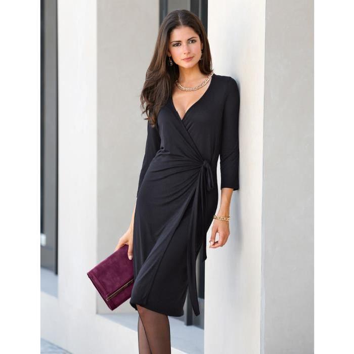 Robe femma Venca Cache coeur Achat / Vente robe