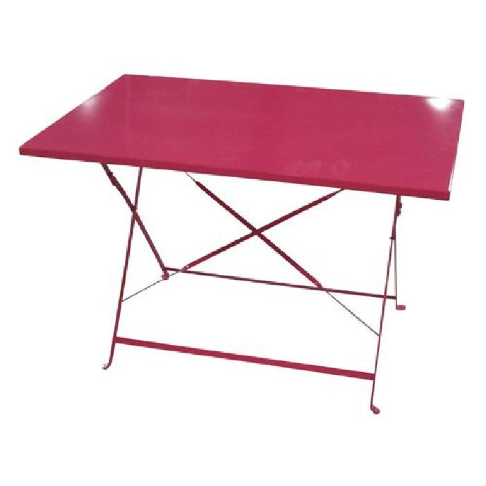 / Vente table de jardin Table de jardin pliante Frambo