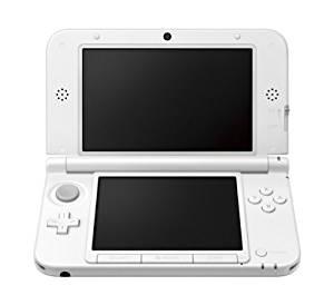 Console Nintendo 3DS XL blanche: Jeux vidéo