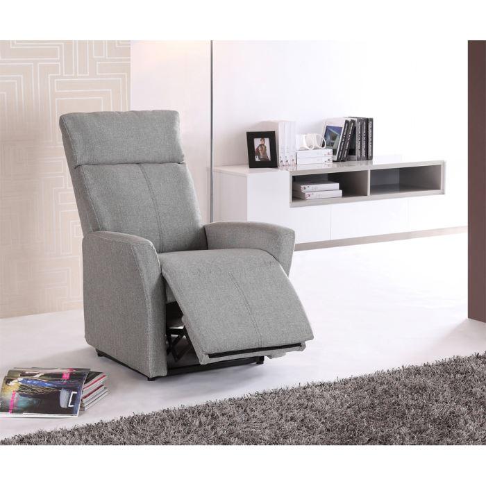 EDEN Fauteuil relax Achat / Vente fauteuil Matière de la