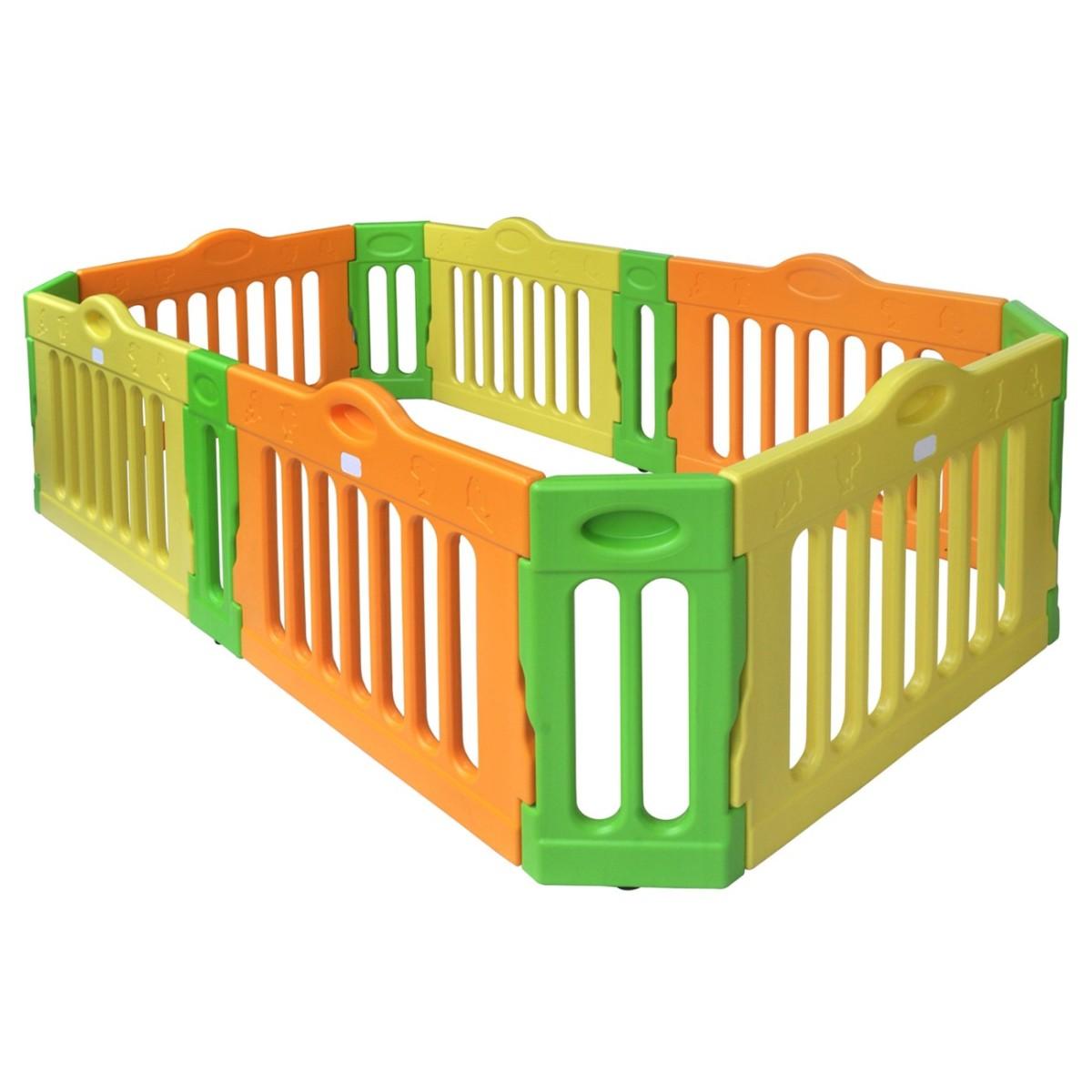 parc pour enfant topiwall. Black Bedroom Furniture Sets. Home Design Ideas