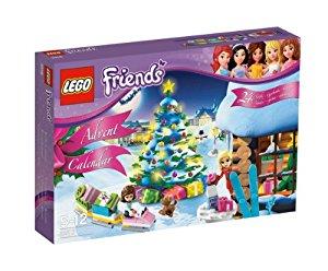 Lego Friends 3316 Jeu de Construction Le Calendrier de l'avent