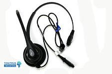 Micro casque telephonique filaire mono Plantronics HW251 A Supra Plus
