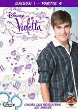 DVD Neuf VIOLETTA SAISON 1 PARTIE 3 Jorge Nisco Martina Stoessel Diego
