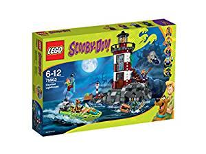 LEGO Scooby Doo 75903 Jeu De Construction Le Phare Hanté