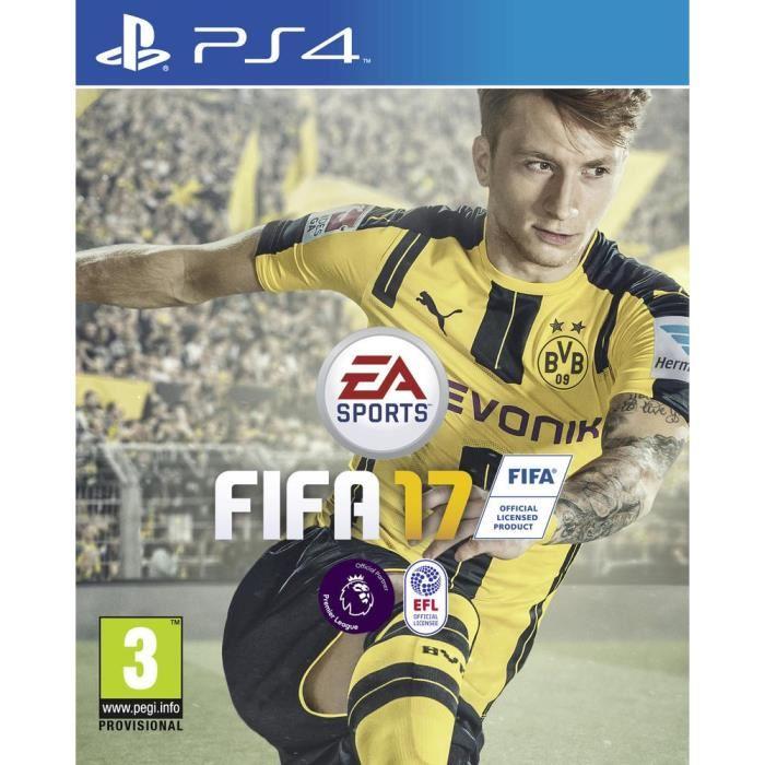 FIFA 17 Jeu PS4 Achat / Vente jeu ps4 nouveauté FIFA 17 PS4