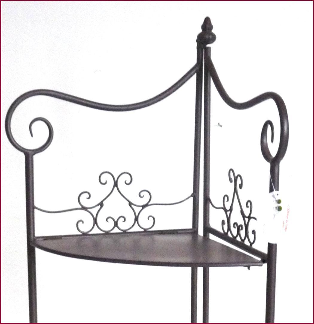 etagere boulangere console meuble d angle de cuisine salle de bain en