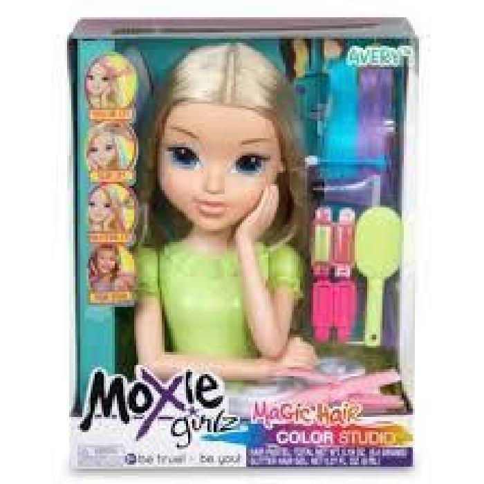 moxie girlz tete a coiffer avery giochi preziosi