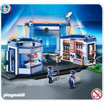 Notre univers Playmobil Playmobil City Action Les Policiers