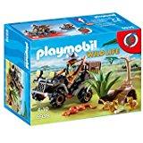 Playmobil 5560 Wild Life Hydravion des Aventuriers