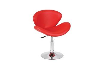 Tabouret TABOURET CONTEMPORAIN PARAISO Rouge Achat Design
