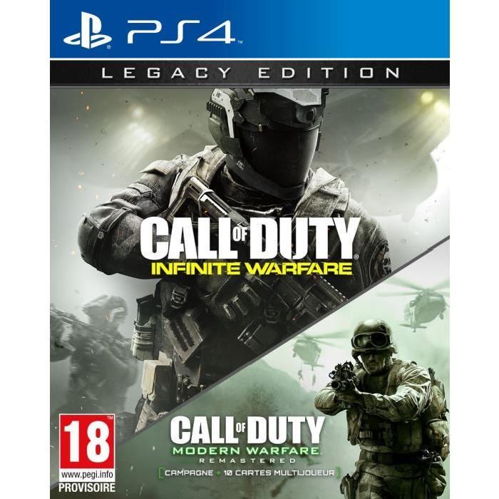 Jeu PS4 Achat / Vente jeu ps4 COD Infinite W. Legacy PS4