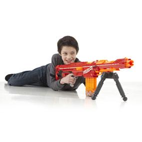 Nerf n strike elite mega centurion doux dart jouet pistolet blaster