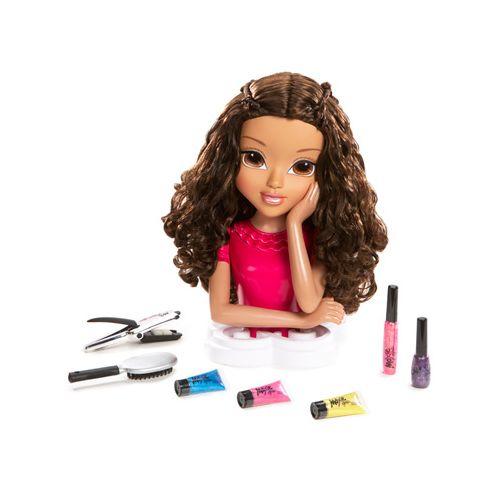 Giochi MOXIE GIRLZ Tête à coiffer Moxie girl : Magic hair