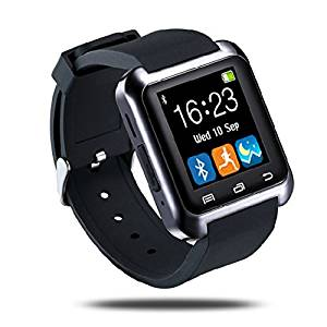 Netspower U80 Mobile Bracelet en Cuir Pour SmartWatch Montre Sport