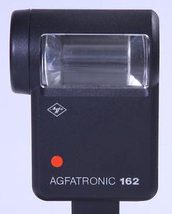 FLASH AFGATRONIC 162 POUR REFLEX CANON MINOLTA OLYMPUS NIKON.