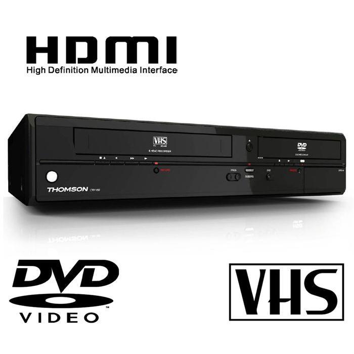THOMSON CB1000 Achat / Vente combi vhs dvd THOMSON CB1000 à prix