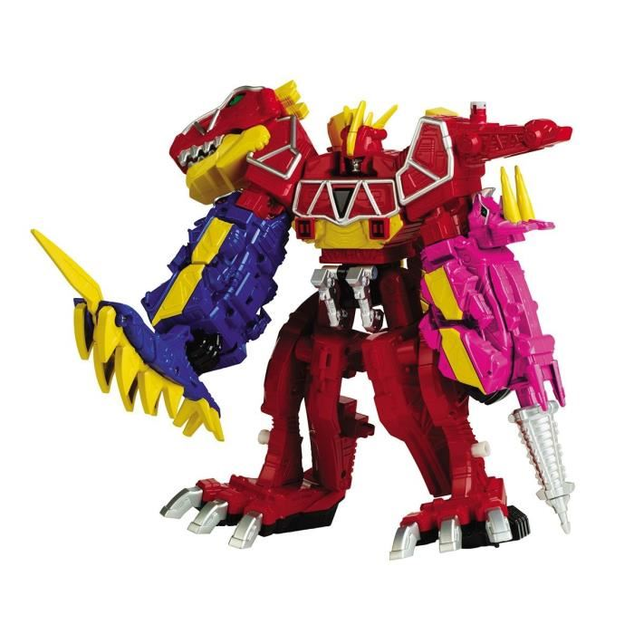POWER RANGERS DX Megazord Dino Charge 30 cms Achat / Vente robot