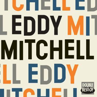 Double best of Eddy Mitchell Vinyl album