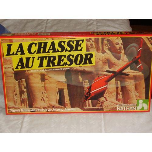 La Chasse Au Tresor Achat vente neuf occasion