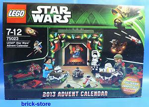 LEGO ® star wars set (75023) Calendrier de l'Avent