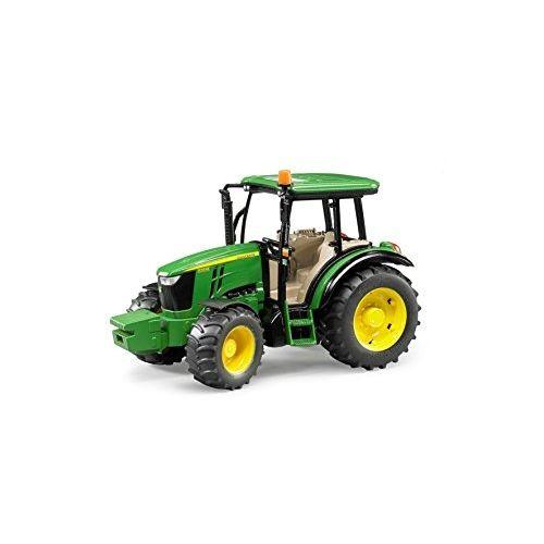 Bruder 2106 VÉHICULE Miniature Tracteur John Deere 5115M