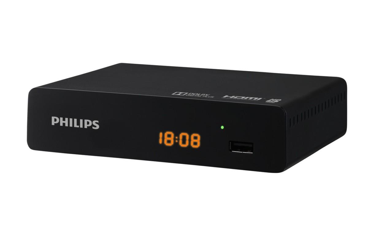 Récepteur TNT Philips DTR 3000 (4174402) |
