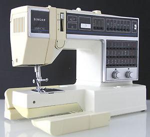 Machine a coudre singer symphonie 300 Mod 6268 freiarm avec