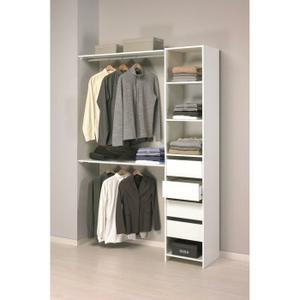 dressing profondeur 45 topiwall. Black Bedroom Furniture Sets. Home Design Ideas