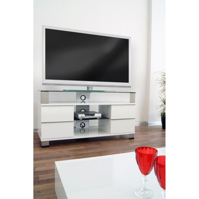 meuble tv lcd meuble tv d angle contemporain | maisonjoffrois