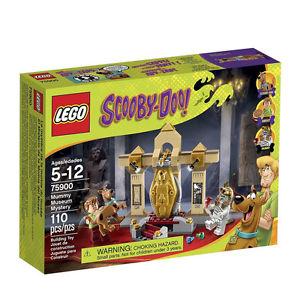 LEGO Scooby Doo 75900: Mummy Museum Mystery Brand New