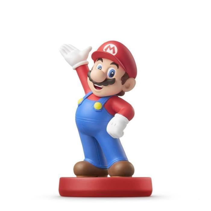 Mario Super Mario Collection Achat / Vente figurine de jeu Figurine