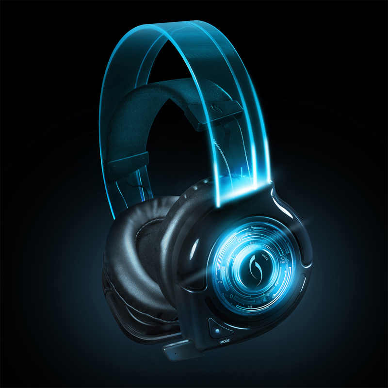 Casque Sans FIL Gaming Afterglow PDP AGU 1s PC Xbox 360 PS3 WII WII U