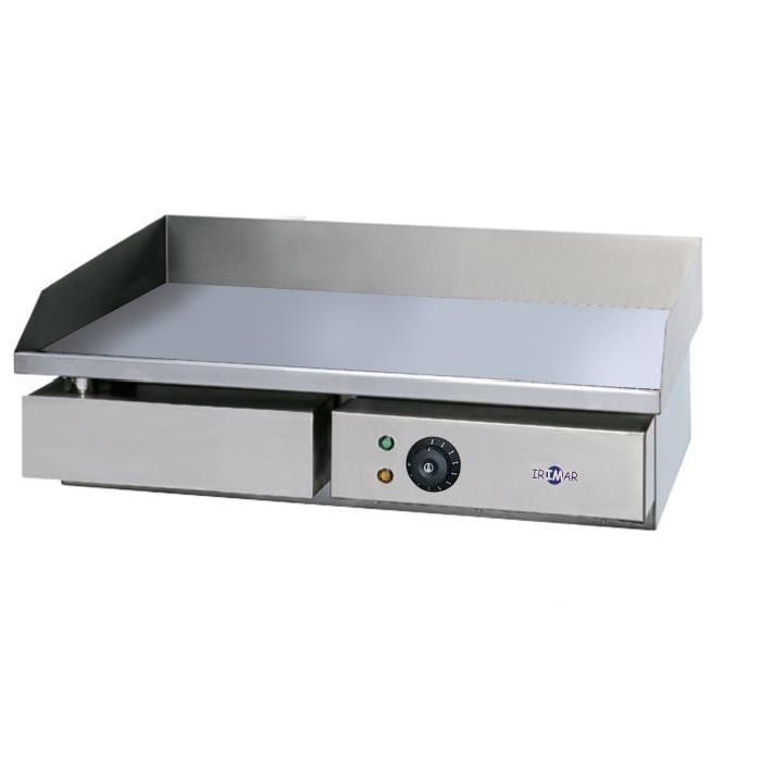 Plancha électrique en Inox PLE L 550 Achat / Vente plancha Plancha