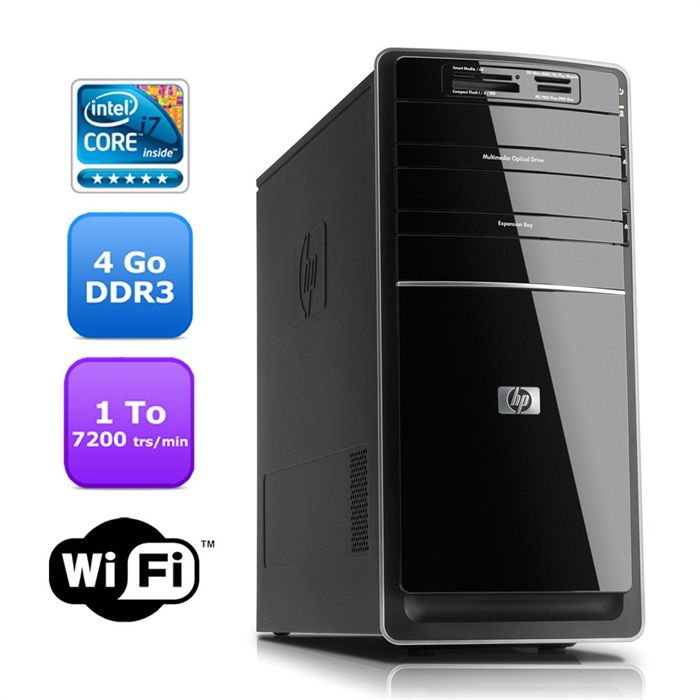 Ordinateurs hp topiwall - Ordinateur de bureau windows 7 pro ...