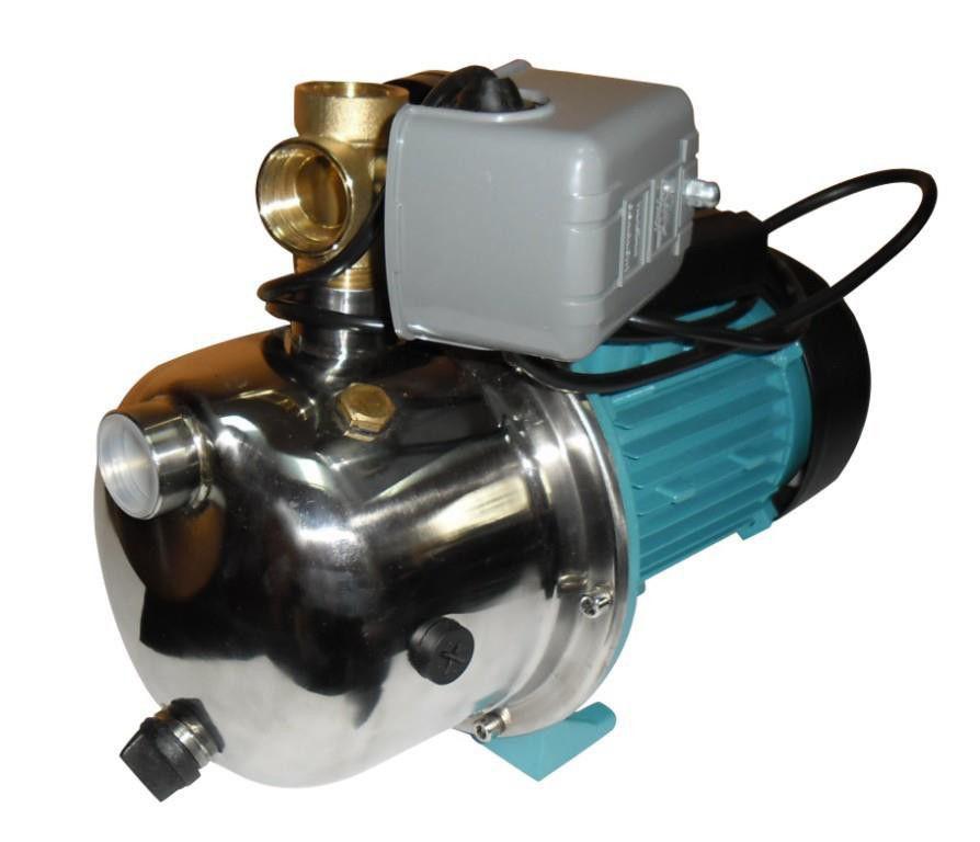 Pompe d'arrosage POMPE DE JARDIN pour puits 1100W +interrupteur