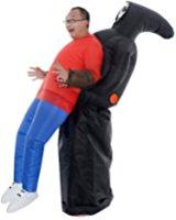 LaoZan T Rex Costume déguisement gonflable Costume d'Halloween pour