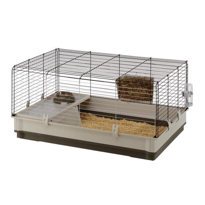 KROLIK LARGE Cage pour lapins Achat / Vente cage Cage pour lapins
