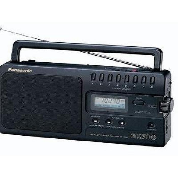 Radio portable RF3700E9K Panasonic radio cd cassette, prix pas cher
