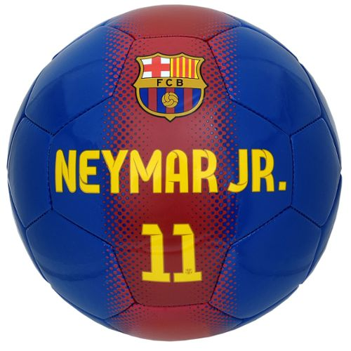Ballon De Football Barca Neymar Junior Collection Officielle Fc