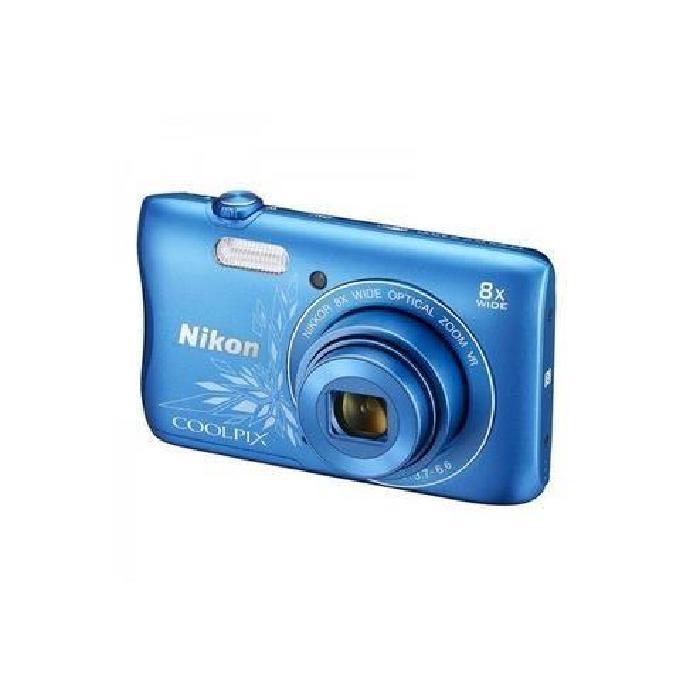Appareil photo numerique Nikon COOLPIX S3700 BLEU Achat / Vente
